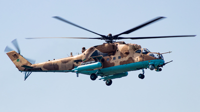 786-804 - Mil Mi-35M Hind - Pakistan - Army Aviation