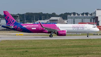 D-AVYL - Airbus A321-271NX - Wizz Air Abu Dhabi