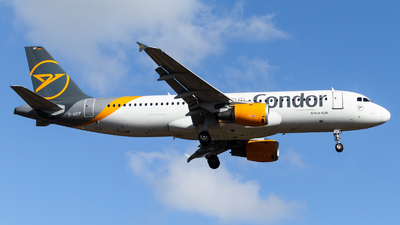 A picture of DAICF - Airbus A320212 - Condor - © Marco Materlik