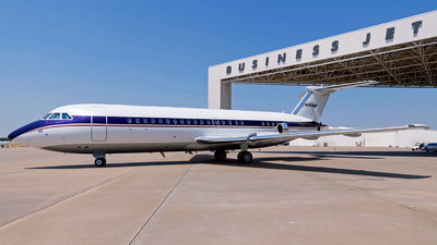 N999BW - British Aircraft Corporation BAC 1-11 Series 419EP - Private
