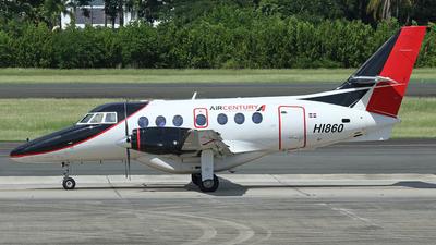 A picture of HI860 - BAe Jetstream 3201 - Air Century - © Carlos Vaz