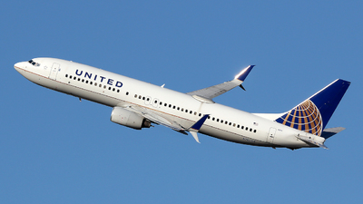 A picture of N76254 - Boeing 737824 - United Airlines - © Xiamen Air 849 Heavy
