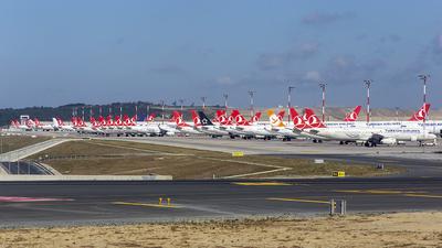 LTFM - Airport - Ramp