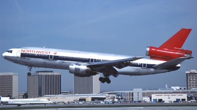 N145US - McDonnell Douglas DC-10-40 - Northwest Airlines