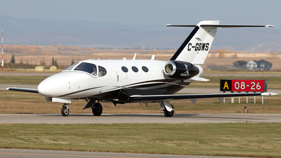 C-GDWS - Cessna 510 Citation Mustang - Private
