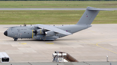 ZM404 - Airbus A400M - United Kingdom - Royal Air Force (RAF)