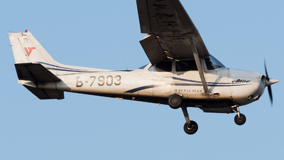 B-7903 - Cessna 172R Skyhawk - Civil Aviation Flight University of China