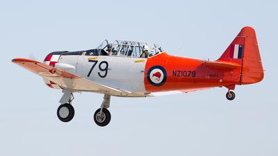 N101NZ - North American AT-6D Harvard III - Private
