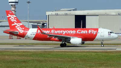 A picture of HSBBR - Airbus A320216 - AirAsia - © Tek