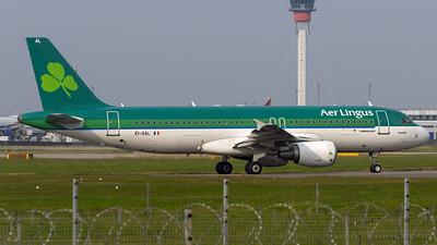 A picture of EIGAL - Airbus A320214 - Aer Lingus - © Jan Par