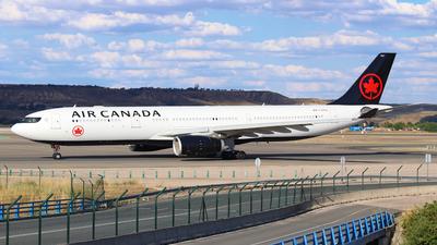 A picture of CGOFW - Airbus A330343 - Air Canada - © Óscar López Herrero