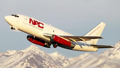 N320DL - Boeing 737-232(Adv)(F) - Northern Air Cargo (NAC)