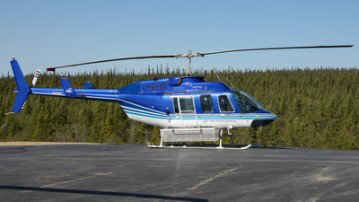 C-GSHI - Bell 206L LongRanger - Great Slave Helicopters