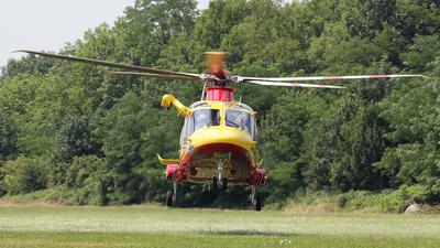 I-ROBS - Agusta-Westland AW-169 - Air Green