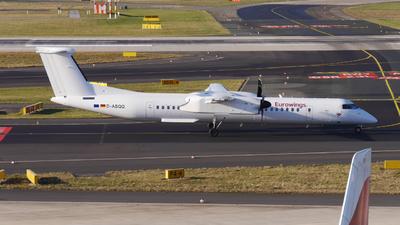 D-ABQQ - Bombardier Dash 8-Q402 - Eurowings (LGW Luftfahrtgesellschaft Walter)