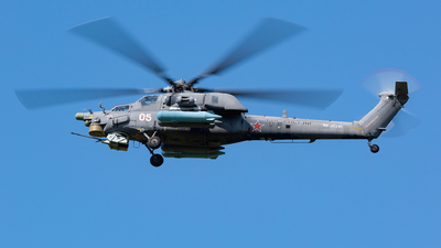 RF-95315 - Mil Mi-28N Havoc - Russia - Air Force