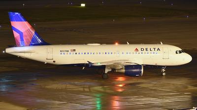 N301NB - Airbus A319-114 - Delta Air Lines