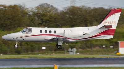 N133SC - Cessna 501 Citation SP - Private