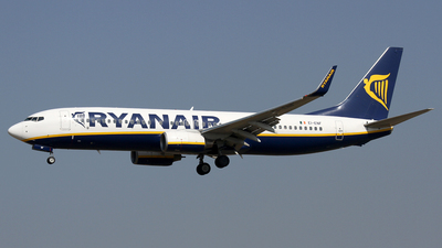 EI-ENF - Boeing 737-8AS - Ryanair