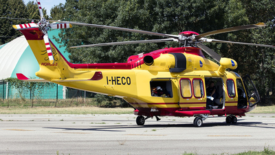 I-HECO - Agusta-Westland AW-139 - Inaer