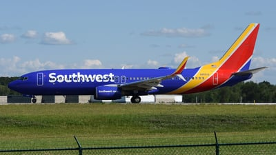 N8551Q - Boeing 737-8H4 - Southwest Airlines