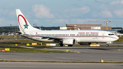 CN-ROR - Boeing 737-8B6 - Royal Air Maroc (RAM)