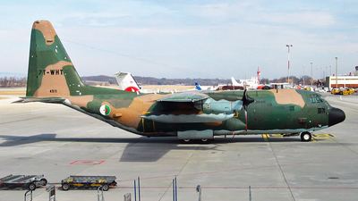 7T-WHT - Lockheed C-130H Hercules - Algeria - Air Force