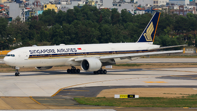 A picture of 9VSWQ - Boeing 777312(ER) - Singapore Airlines - © Quang Huy