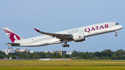 A7-ALE - Airbus A350-941 - Qatar Airways