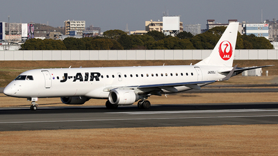 JA250J - Embraer 190-100STD - J-Air