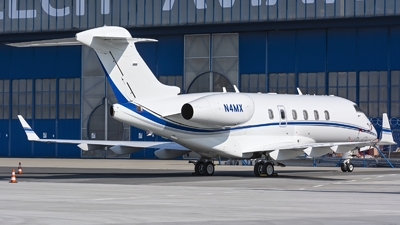 N4MX - Bombardier BD-100-1A10 Challenger 300 - Private