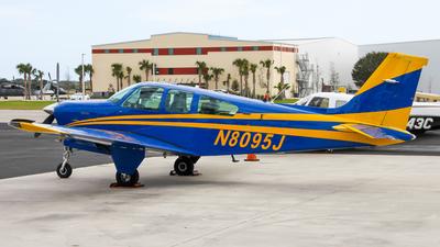 N8095J - Beechcraft F33A Bonanza - Private