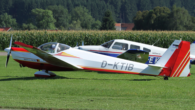 D-KTIB - Scheibe SF.25C Falke - Private