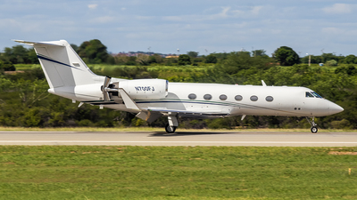 N700FJ - Gulfstream G-IV(SP) - Private