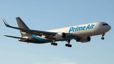 N1217A - Boeing 767-375(ER)(BCF) - Amazon Prime Air (Atlas Air)