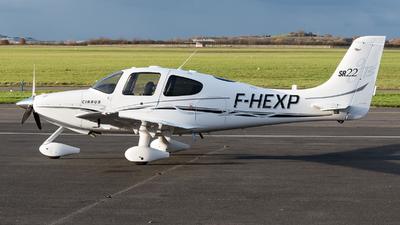 A picture of FHEXP - Cirrus SR22 - [1548] - © Hervé Champain