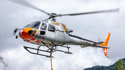 F-HLLJ - Airbus Helicopters H125 - Chamonix Mont Blanc Helicoptères (CMBH)