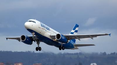 SX-EMM - Airbus A319-132 - Ellinair