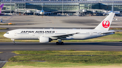 JA008D - Boeing 777-289 - Japan Airlines (JAL)