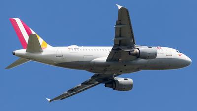 D-AKNJ - Airbus A319-112 - Germanwings