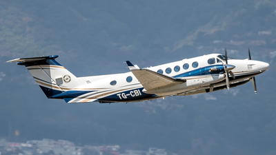 TG-CBI - Beechcraft B300 King Air 350i - Private