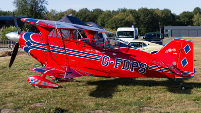 A picture of GFDPS - Pitts S2C Special - [6066] - © Sotos