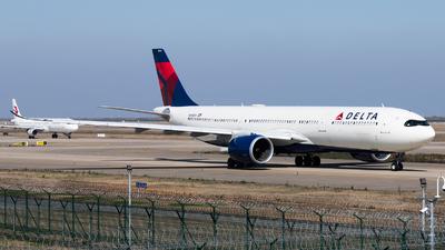 N403DX - Airbus A330-941 - Delta Air Lines