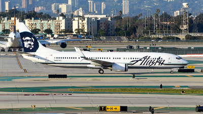 N467AS - Boeing 737-990ER - Alaska Airlines