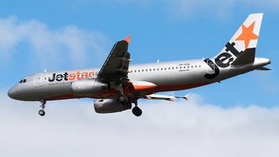 VH-VGH - Airbus A320-232 - Jetstar Airways