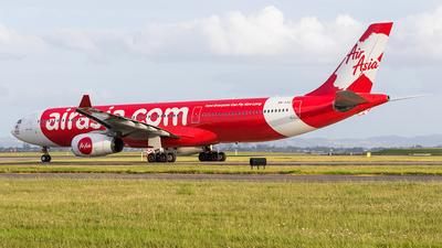 9M-XXE - Airbus A330-343 - AirAsia X