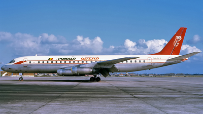 OO-TCP - Douglas DC-8-33(F) - Pomair