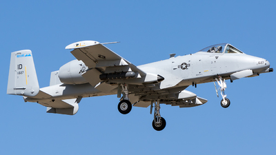 78-0627 - Fairchild A-10C Thunderbolt II - United States - US Air Force (USAF)