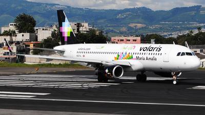 N527VL - Airbus A320-233 - Volaris Costa Rica