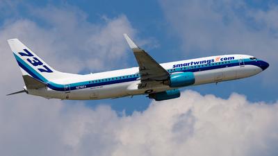 N276EA - Boeing 737-8AL - SmartWings